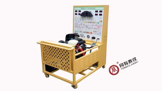 奥迪教学视频_电控汽油发动机运行实训台(奥迪Q3 TFSI-2.0T)